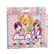 Набор цветных мелков Jumbo Pop Pixie PP13-073K