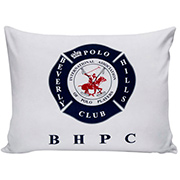 Набор наволочек Beverly Hills Polo Club BHPC ранфорс 010 Dark blue