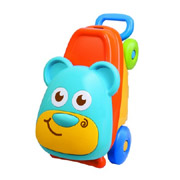 Дорожный чемоданчик Bkids Медвежонок 03763