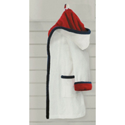 Халат детский махровый U.S. Polo Assn Santa Fe