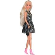Набор Модные цвета блондинка в полосатом Ася