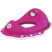 Накладка на унитаз Maltex Hello Kitty Розовый