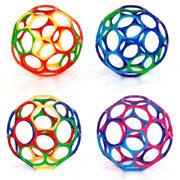 Мяч Kids II OBall 81024 10см