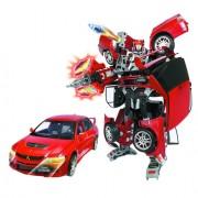 Робот-трансформер Варбот - MITSUBISHI LANCER EVOLUTION IX (1:12)