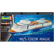 Круизное судно M/S Color Magic Revell  05818