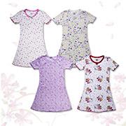 Сорочка ночная детская Фламинго 225-1009