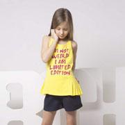 детские футболки для девочек