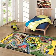 Коврик в детскую комнату Confetti Race 2673