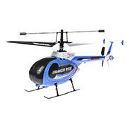 Вертолёт 4-к микро радиоуправляемый 2.4GHz Xieda 9938 Maker копийный Great Wall Toys синий