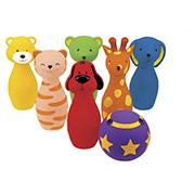 Игрушка детская Боулинг Цветной Ks Kids 10366
