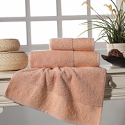 Махровое полотенце Arya Motif