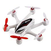Гексакоптер мини радиоуправляемый Q282J с камерой HD 720p WL Toys белый