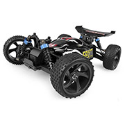 Багги 1:18 Spino E18XBL Brushless Himoto E18XBLb черный