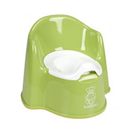 Горшок Baby Bjorn Potty Chair Зеленый