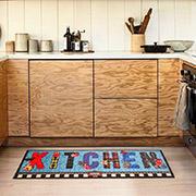 килим для кухні на підлогу