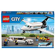 Конструктор Lego City Aerport Служба аэропорта для VIP-клиентов
