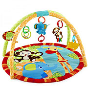 Гимнастический центр для малыша Африканские друзья Kids II