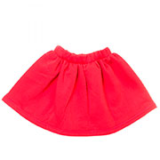 Юбка флис Kids Couture 16-09 коралловая