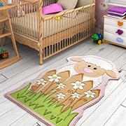 Коврик в детскую комнату Confetti Little Sheep 2671