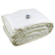 Одеяло Руно Royal зимнее шерстяное в тике с кантом
