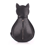 Рюкзак женский Poolparty Cat backpack-cat-safyan