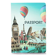Обложка для паспорта ZIZ Вокруг света ZIZ-10047