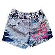 Шорты джинсовые для девочки Gloria Jeans 60473