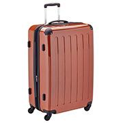 Дорожный чемодан Hauptstadtkoffer Alex шоколад