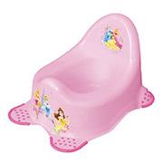Детский горшок Принцесса Prima-baby розовый