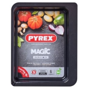 Металлиеская форма Pyrex Magic прямоугольная 26х19см MG26RR6