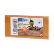 Пластилин восковой Becks Plastilin 86г охра B102349 - Фото №2