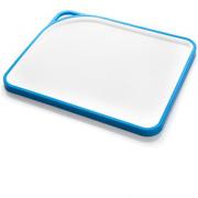Доска разделочная голубая пластмассовая Gipfel 33,8х27,7х1,6 см