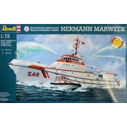 Корабль Search & Rescue Vessel Hermann Marwede Revell  05220