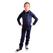 Спортивный костюм Шапка Kids Couture темно-синий