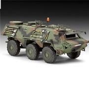 Конструктор Транспортный танк TPz 1 Fuchs 1:72 Revell 03114