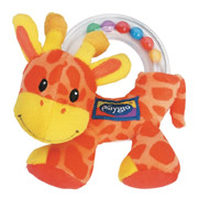 Погремушка-кольцо Playgro Жираф 0110492