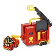 Набор трансформер Рой с гаражом Robocar Poli 83073