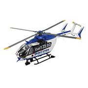 Конструктор Model Set Вертолет EC145 Polizei Gendarmarie 1:72 Revell 64653