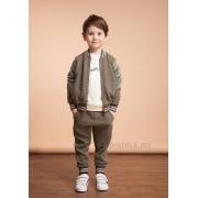 детская куртка-бомбер для мальчика
