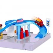 Игровой набор Driven Pocket Series Dine & Drive Pit Stop WH1075Z - Фото №5