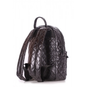 Рюкзак женский Poolparty Mini Plprt Bckpck stitch black - Фото №4