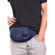 Сумка на пояс Poolparty Bumbag Oxford darkblue - Фото №4
