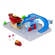Игровой набор Driven Pocket Series Dine & Drive Pit Stop WH1075Z - Фото №3