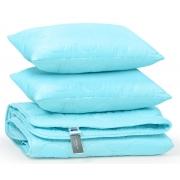 Набор антиаллергенный одеяло и две подушки MirSon
