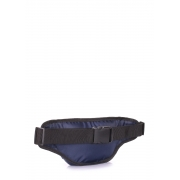 Сумка на пояс Poolparty Bumbag Oxford darkblue - Фото №3