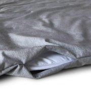 Пододеяльник Ютек Hotel Collection Cotton Melange Grey - Фото №3