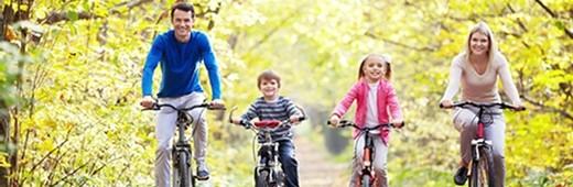 Незабываемые велопрогулки вместе с велосипедами Тм Romet!