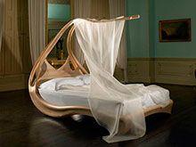 Лучший отдых вместе с замечательными деревянными кроватями от ТМ Come-for и Акант! Позвольте себе спать по-королевски...