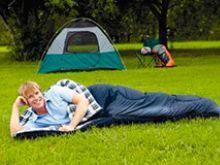 Спальный мешок-трансформер от ТМ Руно - полная готовность к летнему отдыху!