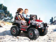 Встречаем супер-новинки: детские электромобили от ТМ Bambi (Metr+)!